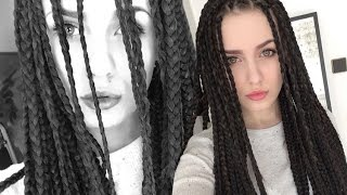 getlinkyoutube.com-BRAIDS SELBER FLECHTEN?!