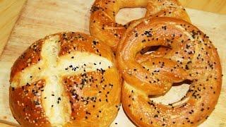 getlinkyoutube.com-طريقة تحضير خبز البريتزلBaking With Chef Ahmad/How To Make Pretzel
