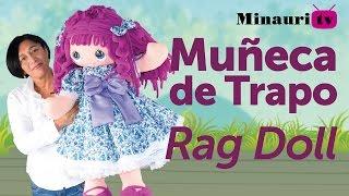 getlinkyoutube.com-Muñeca - Doll - Oneida de Uribe - ( Free Pattern - Patrón Gratis )