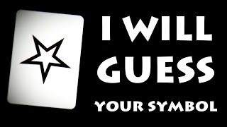 I WILL GUESS YOUR SYMBOL | MAGIC TRICK REVEALED!