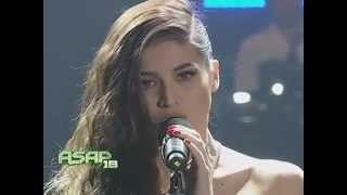 getlinkyoutube.com-Anne Curtis -'wet look' -no underwear?