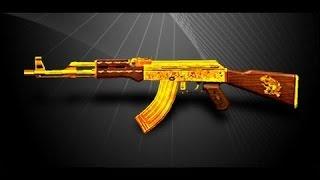 getlinkyoutube.com-Warface как выбить золотой ак-47?!