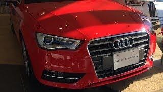 getlinkyoutube.com-Audi A3 Sportback 1.4 TFSI Cylinder On Demand 2013 シリンダーオンデマンド