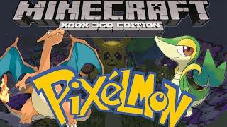 getlinkyoutube.com-Xbox Minecraft PIXELMON! | w/ download |