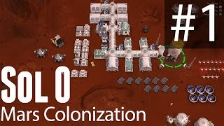 getlinkyoutube.com-Sol 0 - Mars Colonization - Part 1 - The Beginning!