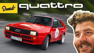 AUDI QUATTRO - Everything You Need to Know | Up to Speed width=
