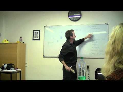 ESL Lesson Demonstration - Language House TEFL Prague