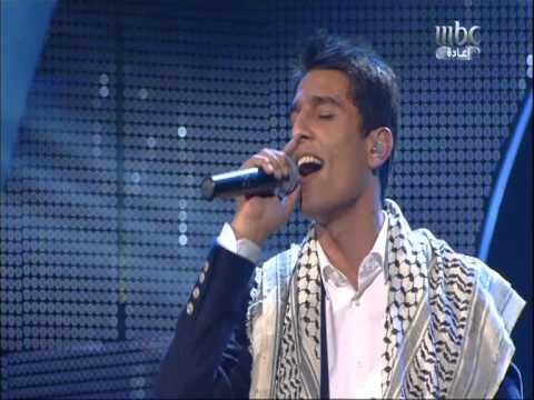 Mohamed Assaf ARAB IDOL 2013