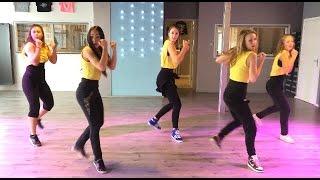 "getlinkyoutube.com-""Tsunami"" Combat Fitness Choreography"