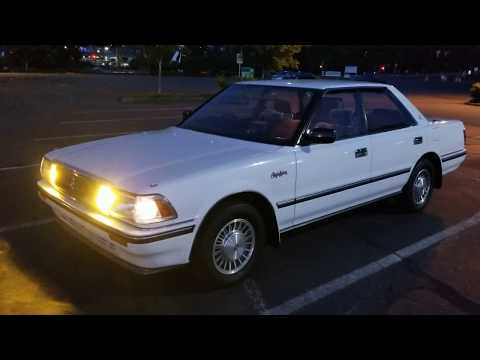 Toyota Crown Supercharger Royal Saloon 1989 for sale Seattle WA