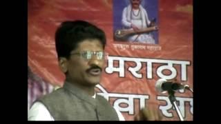getlinkyoutube.com-Pradeep Solunke on Maratha Community