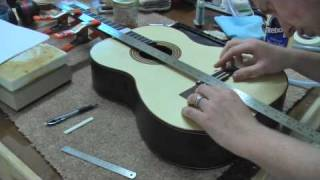 getlinkyoutube.com-Build a Guitar, Part 12, Finishing Details