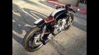 getlinkyoutube.com-HONDA CB750 Cafe Racer