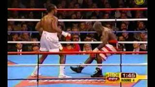 getlinkyoutube.com-Lennox knocks out Rahman