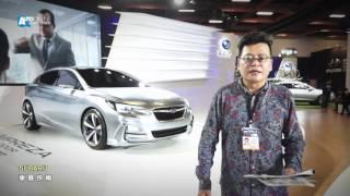 getlinkyoutube.com-SUBARU 車展快報【Auto Online 汽車線上 2016世界新車大展】