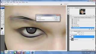 getlinkyoutube.com-Tutorial Line art dengan photoshop CS3