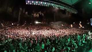 "getlinkyoutube.com-Tool Reunion 2014 LIVE ""Green Jello Three little Pigs"" Cinquanta @ The Greek Theatre on 5-11-2014"