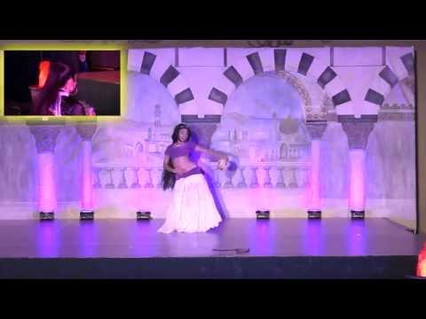 Roasting Mia Sha'uri at Bellydance Masters 2015 Orlando, FL
