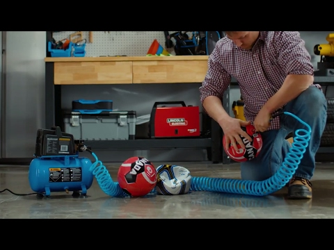 How To Choose An Air Compressor (4 Steps)