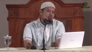 Hal Yang Dapat Mengurangi Keimanan Seseorang - Ust Anung Al Hamat, Lc