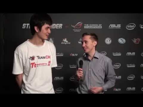 interview with DK.iceiceice @ Starladder Season IX LAN Finals