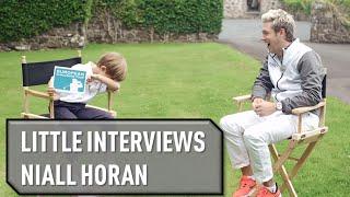 getlinkyoutube.com-Little Interviews - Niall Horan