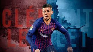 Clément Lenglet • Defensive Skills • •2018• Bienvenido al Barça   1080p