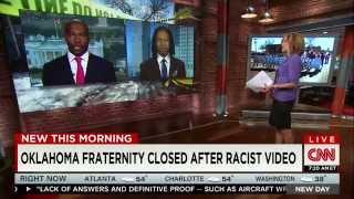 getlinkyoutube.com-New Day: Van Jones on Oklahoma fraternity closing after singing racist chant