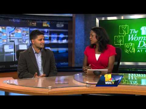 Mercy Medical Center's Dr. Vipul Nanavati talks about PRP procedure