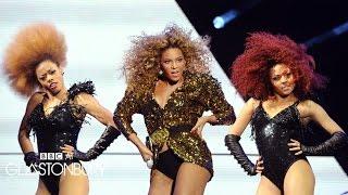 getlinkyoutube.com-Beyoncé - Single Ladies Live At Glastonbury 2011