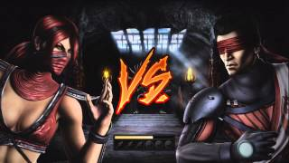 getlinkyoutube.com-Mortal Kombat 9 - Personagens Extras