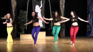 getlinkyoutube.com-Al Fayyum Dancers - Shaabi pop from Liptov Orient festival 2013
