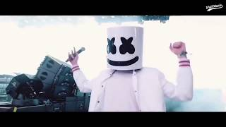 Marshmello ft  Justin Bieber ,Khalid -  Stay