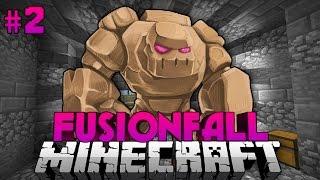 getlinkyoutube.com-CLAY GOLEM der SPALTUNG?! - Minecraft Fusionfall #002 [Deutsch/HD]