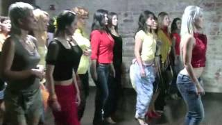 getlinkyoutube.com-Sara Lopez   мастер класс по женскому стилю в кизомбе