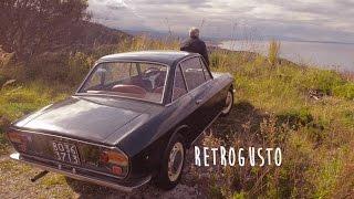 getlinkyoutube.com-Lancia Fulvia Coupè - Drive Experience RETROGUSTO SPECIAL'S