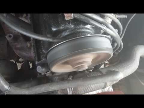 Посторонний стук в двигателе, нужна помощь или совет, Форд Сиерра 2.0 карб.