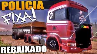 getlinkyoutube.com-Policia e Caminhão Rebaixado - Rodando Pelo Brasil
