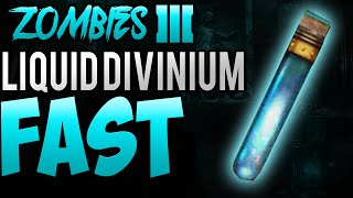 "getlinkyoutube.com-How To Get Liquid Divinium Fast! ""Liquid Divinium Farming"" (Black Ops 3 Zombies)"