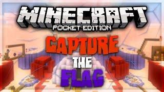 getlinkyoutube.com-Fun Capture The Flag Server! - Mcpe (Minecraft PE)