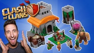 getlinkyoutube.com-Clash of Clans: la versione LEGO!!