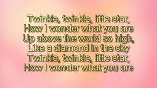 getlinkyoutube.com-Karaoke Twinkle Twinkle Little Star - with melody