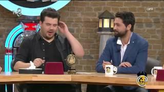 3 Adam - Onur Tuna, Eser'e Kafa Attı (2.Sezon 31.Bölüm)