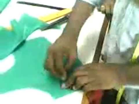 blouse cutting