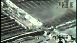 getlinkyoutube.com-USAF MQ-1 Predator Drone Engage Insurgents & Insurgent Vehicle. Afghanistan