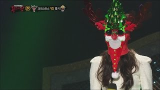 getlinkyoutube.com-[King of masked singer] 복면가왕 - Christmas in July - You Are the One I Love 20150719