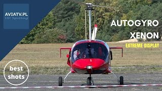 getlinkyoutube.com-Autogyro XENON - extreme display