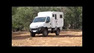 PureOffroadRV Iveco Daily 4x4