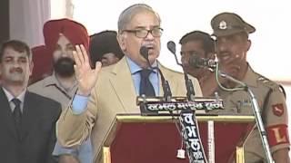 getlinkyoutube.com-shahbaz sharif: pakistani punjab chief minister jokes in punjabi at attari icp