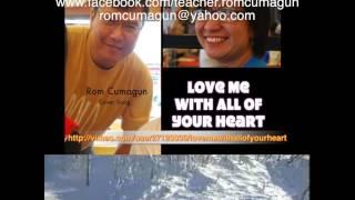 getlinkyoutube.com-Love Me With All Of Your Heart - Karaoke